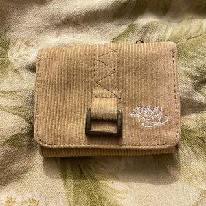 ROXY trifold wallet